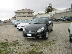 Fiat Sedici 2.0 Mjt 135cv Emotion 4x4     Diesel