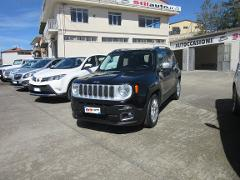 Jeep Renegade 1.6 MJT 120cv Limited                   *VENDUTO*  Diesel