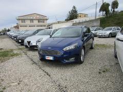 Ford Focus 1.5 TDci 120CV Titanium. Diesel