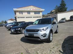 Land Rover Discovery Sport 2.0 Td4 SE 4WD Diesel