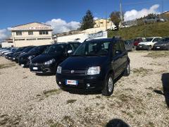 Fiat Panda 4x4 1.3 MJT 75cv (ELD)         Diesel