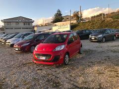 Peugeot 107 1.0 12v Plaisir 5P.                      *VENDUTO* Benzina