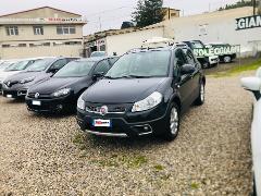 Fiat Sedici 2.0 Mjt 135cv Emotion 4X4               *VENDUTO*  Diesel