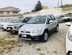 Fiat Sedici 2.0 Mjt 135cv Emotion 4X4        Diesel