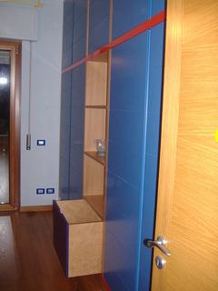 Arredamenti per stanzette Arredi legno Mobili per stanzetta
