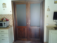 Porte in legno scrigno Arredi legno porte scrigno