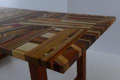 Tavolo in Multilegno  Invenzione d'Arredamento Rettangolare