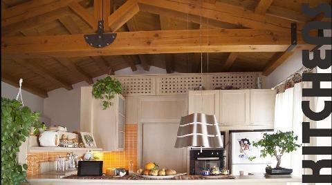 Idee Cucina con dettagli in Legno Invenzione d'Arredamento Su Misura - Ultime creazioni
